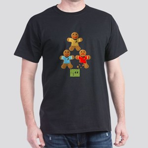 Star Trek Gingerbread Tree T-Shirt