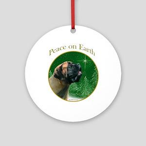 PeaceTemp Ornament (Round)
