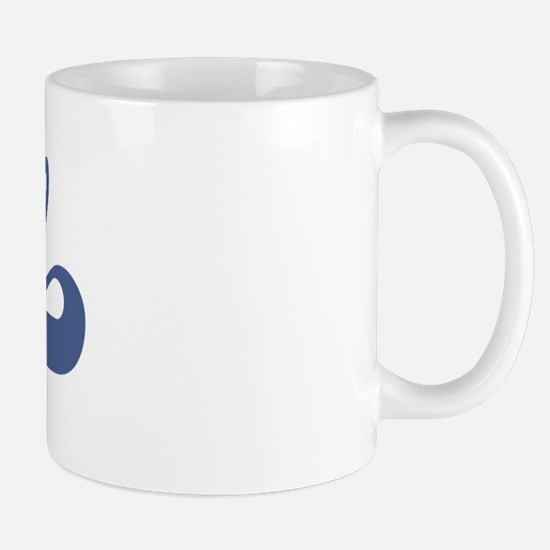Dill (sport-blue) Mug