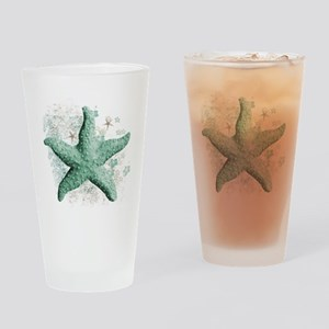 Timeless Starfish Drinking Glass