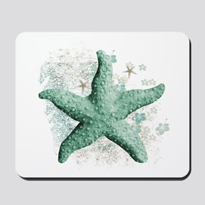 Timeless Starfish Mousepad