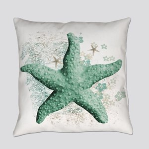 Timeless Starfish Everyday Pillow