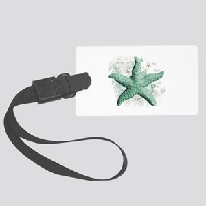 Timeless Starfish Large Luggage Tag