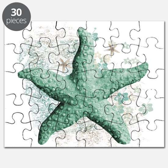 Timeless Starfish Puzzle
