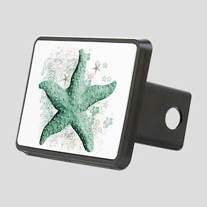 Timeless Starfish Rectangular Hitch Cover