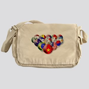 China Soccer Balls Messenger Bag
