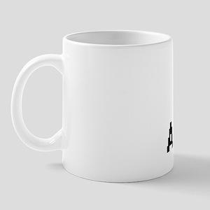 I Love Ankles Digitial Design Mug