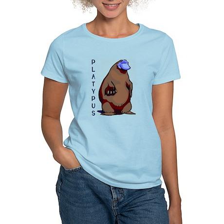 Platypus 2 Women's Light T-Shirt