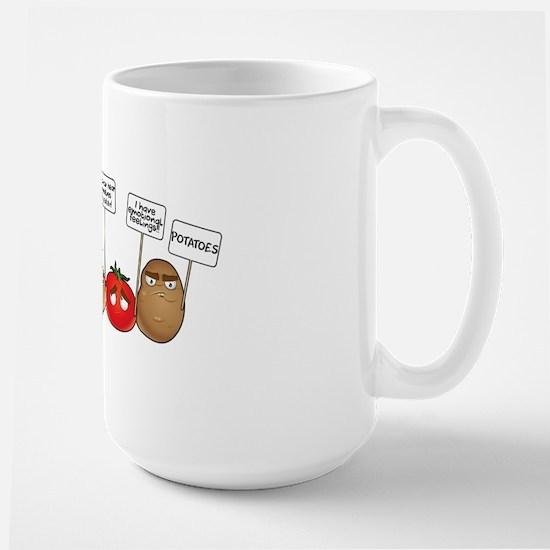 Plants Tho Large Mug