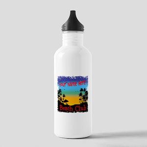 Morning Beach Club Water Bottle