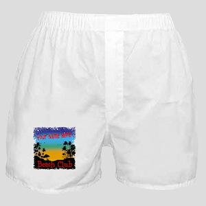 Morning Beach Club Boxer Shorts