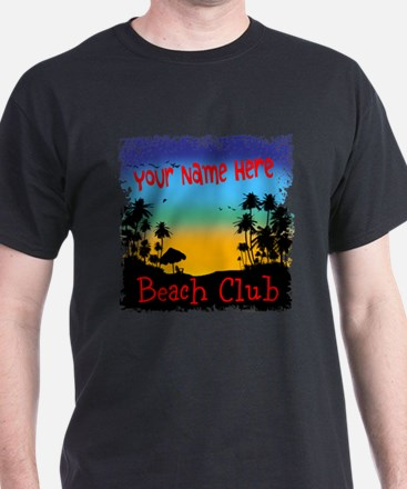 Morning Beach Club T-Shirt