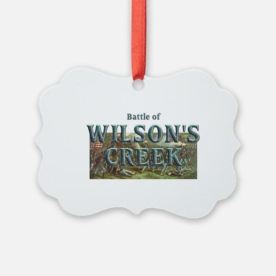 ABH Wilson's Creek Ornament