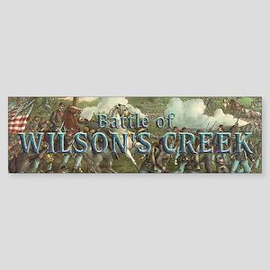 ABH Wilson's Creek Sticker (Bumper)