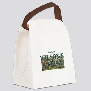ABH Wilson's Creek Canvas Lunch Bag