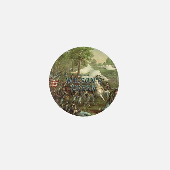 ABH Wilson's Creek Mini Button