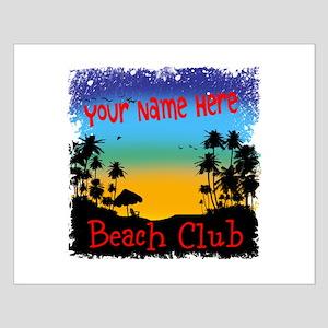 Morning Beach Club Posters