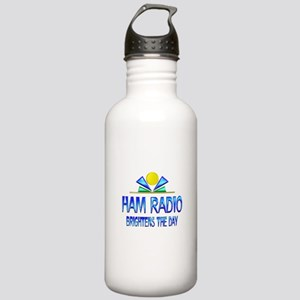 Ham Radio Brightens th Stainless Water Bottle 1.0L