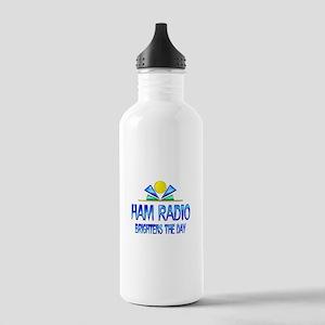 Ham Radio Brightens th Stainless Water Bottle 1.0L
