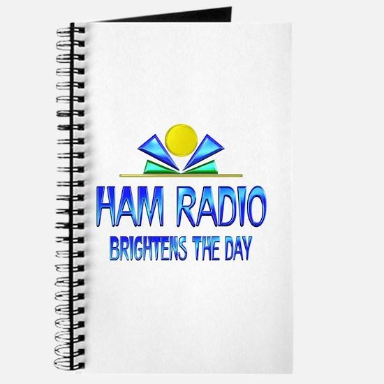 Ham Radio Brightens the Day Journal