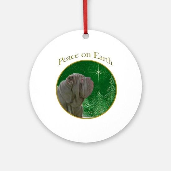 Neo Peace Ornament (Round)
