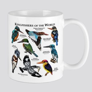 Kingfishers of the World Mug