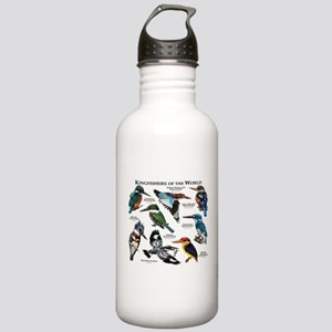 Kingfishers of the Wor Stainless Water Bottle 1.0L