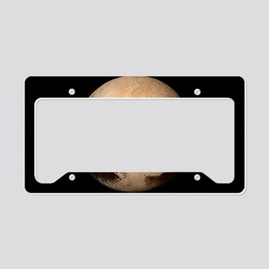 Pluto License Plate Holder