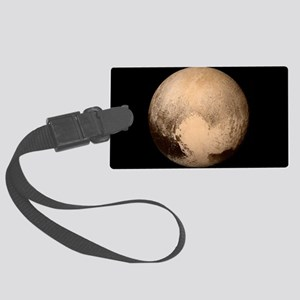 Pluto Luggage Tag