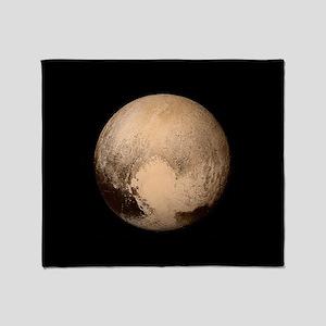 Pluto Throw Blanket