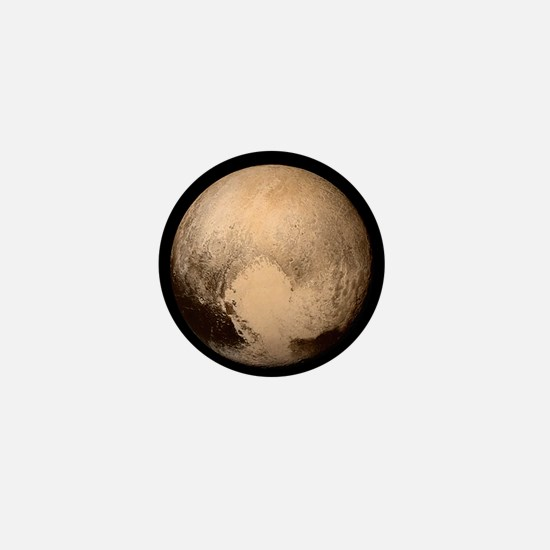 Pluto Mini Button