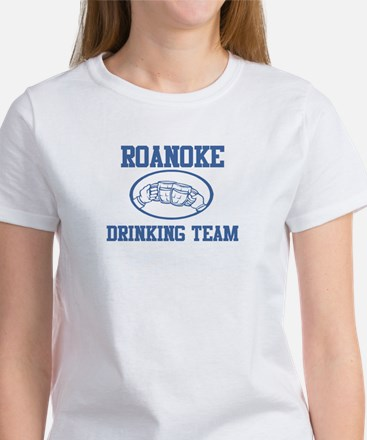 ROANOKE drinking team Women's T-Shirt