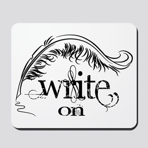 Write On Mousepad