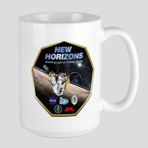 New Horizons Pluto Mission Mugs