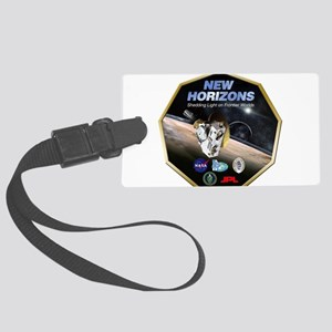 New Horizons Pluto Mission Luggage Tag
