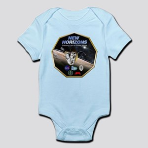 New Horizons Pluto Mission Body Suit