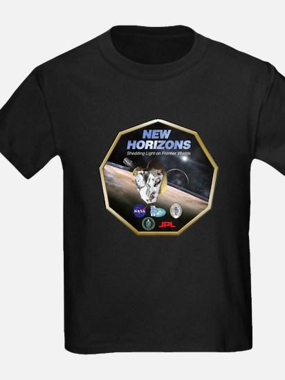 New Horizons Pluto Mission T-Shirt