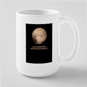 All is Forgiven Large Mug