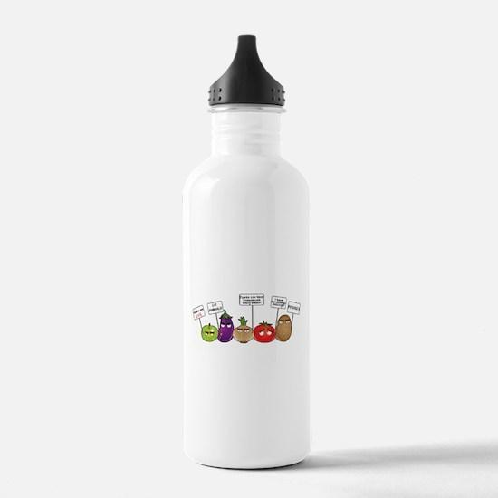 Plants Tho Water Bottle