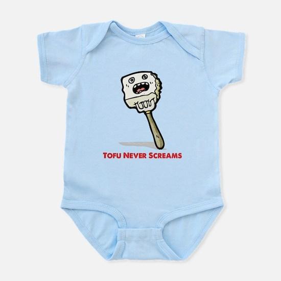 Tofu Never Screams Body Suit