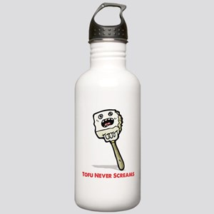 Tofu Never Screams Stainless Water Bottle 1.0L