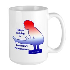 Gymnastics Mug - Training
