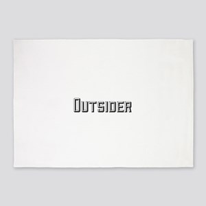 Outsider 5'x7'Area Rug