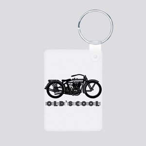 Vintage Motorcycle-Old's Cool! Keychains