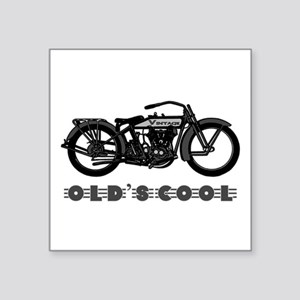 VINTAGE MOTORCYCLE-OLD'S COOL! Sticker