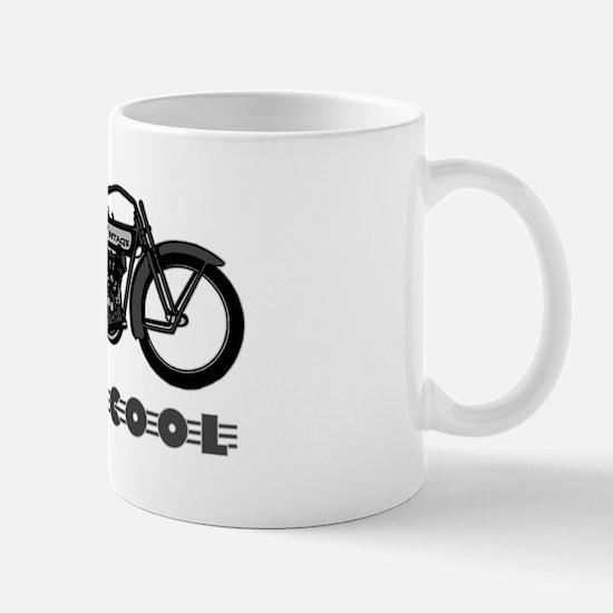VINTAGE MOTORCYCLE-OLD'S COOL! Mugs