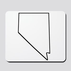 Nevada Outline Mousepad