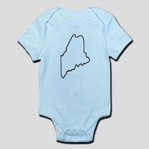 Maine Outline Body Suit