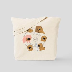 Yuan-Nothing days Tote Bag