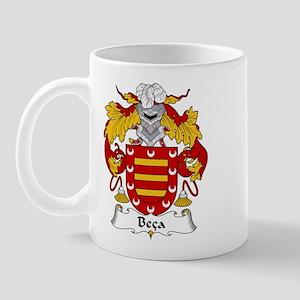 Beca Family Crest  Mug
